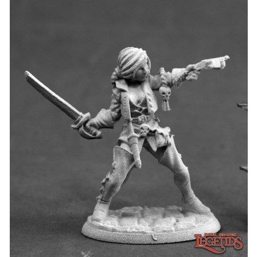 Reaper Miniatures DARK HEAVEN LEGENDS: DAMARIS WALMUND