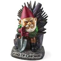 GARDEN GNOME GAME OF GNOMES