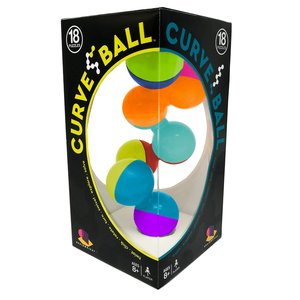 CEACO (GAMEWRIGHT/BRAINWRIGHT) CURVE BALL
