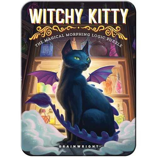 CEACO (GAMEWRIGHT/BRAINWRIGHT) WITCHY KITTY