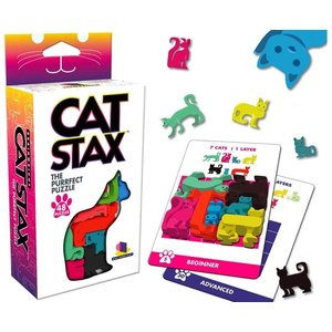 CEACO (GAMEWRIGHT/BRAINWRIGHT) CAT STAX