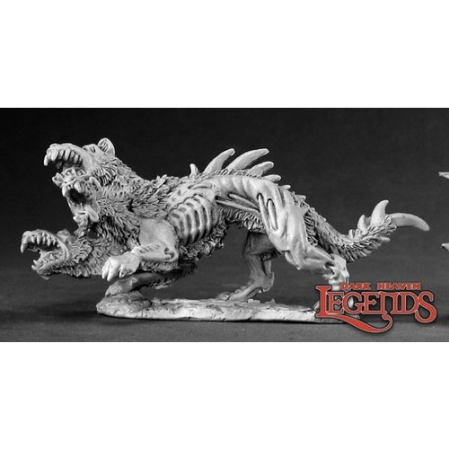 Reaper Miniatures DARK HEAVEN LEGENDS: CERBERUS, HOUND OF HELL