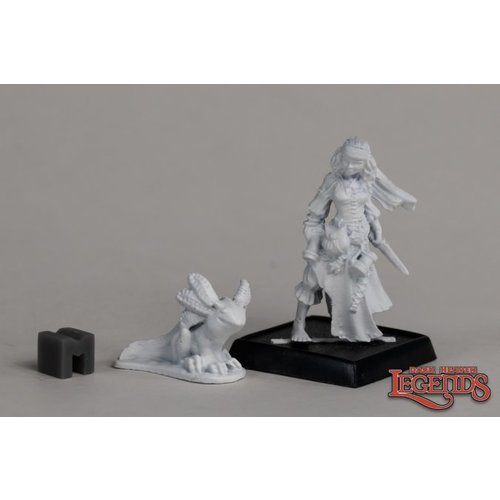 Reaper Miniatures DARK HEAVEN LEGENDS: CAILLEACH DEARGH, RIVER WIDOW