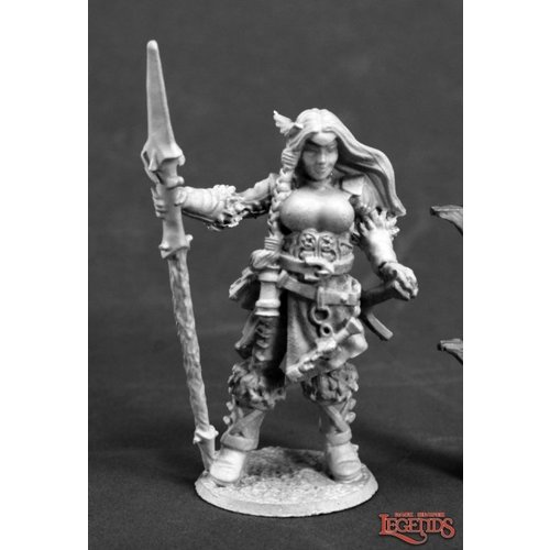 Reaper Miniatures DARK HEAVEN LEGENDS: BREGAN VALKYRIE