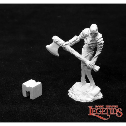 Reaper Miniatures DARK HEAVEN LEGENDS: BOG SKELETON WITH GREAT AXE