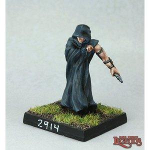 Reaper Miniatures DARK HEAVEN LEGENDS: BLUE ORCHID, ASSASSIN