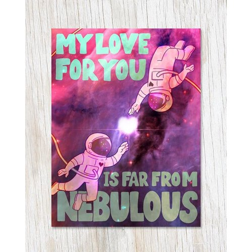 COGNITIVE SURPLUS GC-NEBULA LOVE