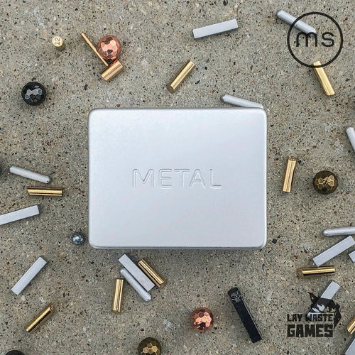 Jordan Draper Games METAL