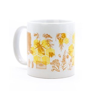 COGNITIVE SURPLUS MUG: HONEY BEES