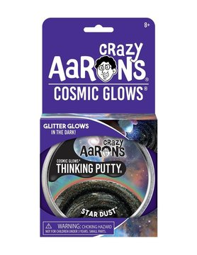 CRAZY AARONS PUTTYWORLD CRAZY PUTTY - STAR DUST
