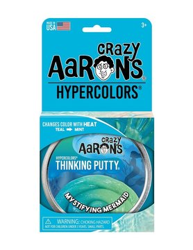 CRAZY AARONS PUTTYWORLD CRAZY PUTTY - MYSTIFYING MERMAID