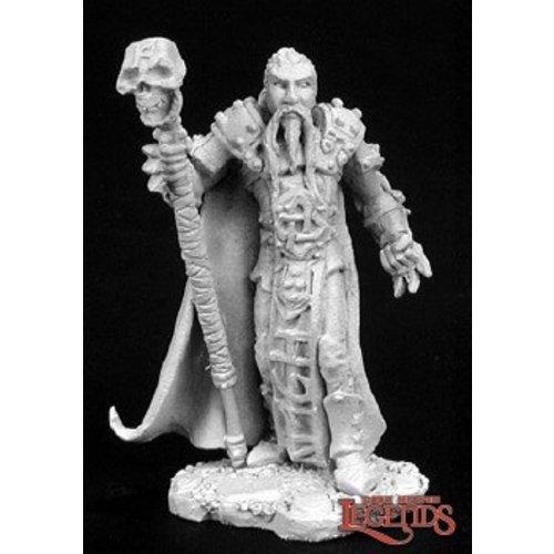 Reaper Miniatures DARK HEAVEN LEGENDS: BLEDSOE, EVIL CLERIC