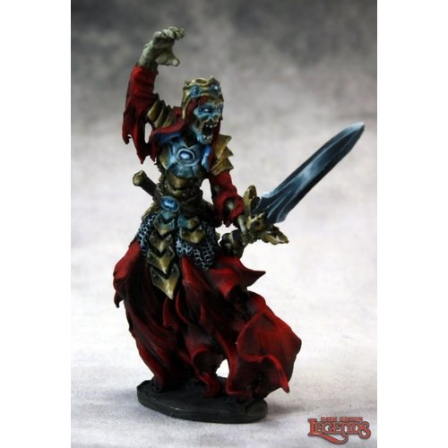 Reaper Miniatures DARK HEAVEN LEGENDS: BARROW WARDEN LORD