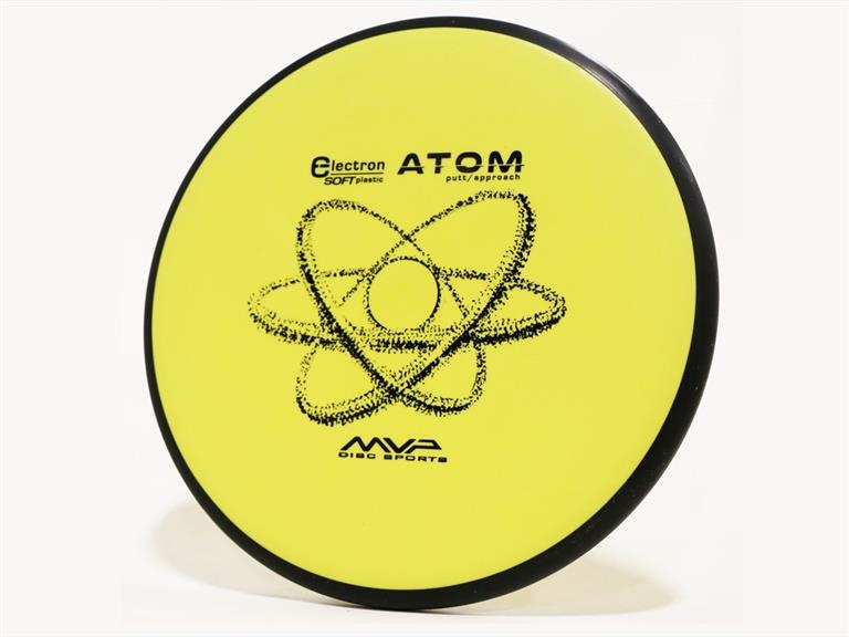 MVP DISC SPORTS, LLC ATOM ELECTRON SOFT 170-175
