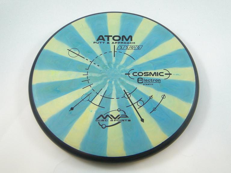 MVP DISC SPORTS, LLC ATOM ELECTRON COSMIC 170-175