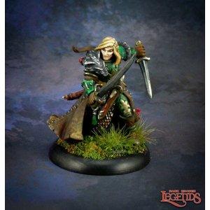 Reaper Miniatures DARK HEAVEN LEGENDS: ARAVIR, ELF RANGER