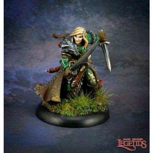 Reaper Miniatures DARK HEAVEN LEGENDS: ARAVIR, ELF RANGER