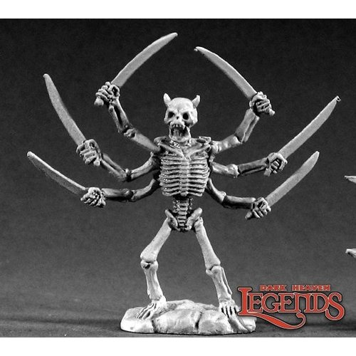 Reaper Miniatures DARK HEAVEN LEGENDS: ARACHNO-ASSASSIN
