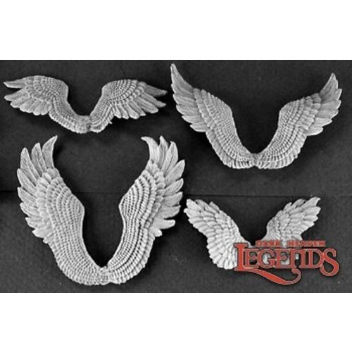 Reaper Miniatures DARK HEAVEN LEGENDS: ANGELIC WINGS (4)