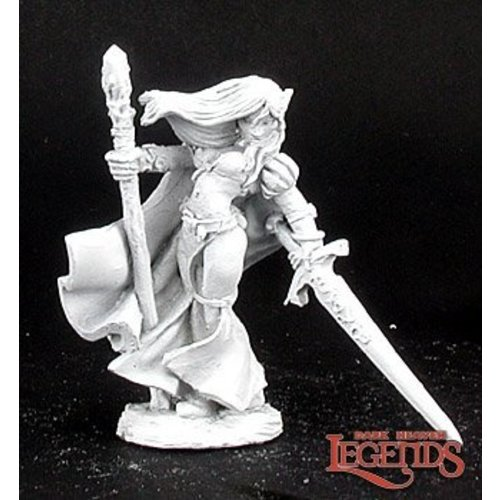 Reaper Miniatures DARK HEAVEN LEGENDS: ALASTRIEL, ELF SORCERESS