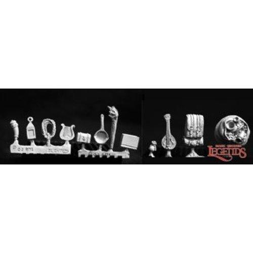 Reaper Miniatures DARK HEAVEN LEGENDS: ADVENTURING ACCESSORIES