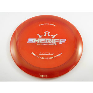 DYNAMIC DISTRIBUTION SHERIFF LUCID 173-176