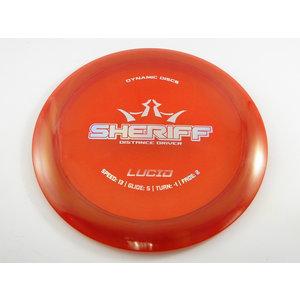 Dynamic Discs SHERIFF LUCID 170-172
