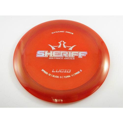 DYNAMIC DISTRIBUTION SHERIFF LUCID 170-172