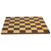 "CHESS BOARD 14"" ROSEWOOD w/ 1.75"" SQ"