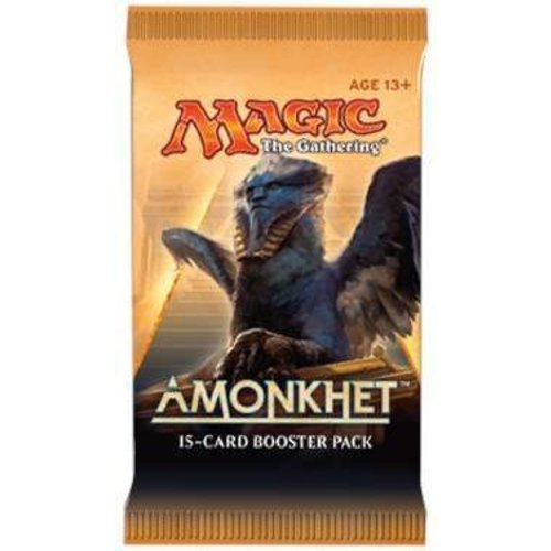 Wizards of the Coast MTG: AMONKHET - BOOSTER