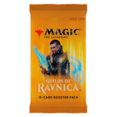 Wizards of the Coast MTG: GUILDS OF RAVNICA - BOOSTER