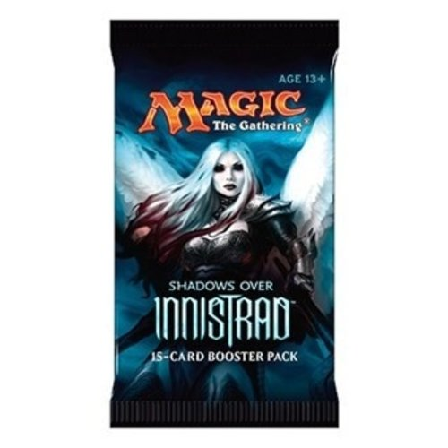 Wizards of the Coast MTG: SHADOWS OVER INNISTRAD - BOOSTER
