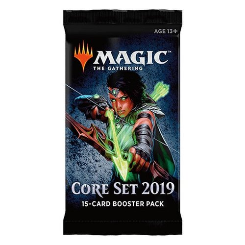 Wizards of the Coast MTG: CORE 2019 - BOOSTER