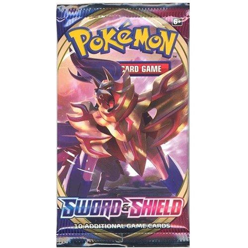 Pokemon USA POKEMON: SWORD & SHIELD 1: SWORD & SHIELD - BOOSTER