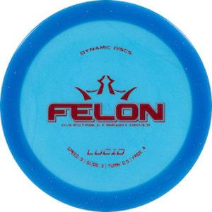 Dynamic Discs FELON LUCID 173-176
