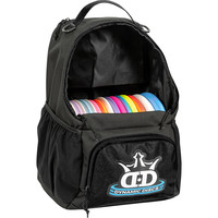 CADET DISC GOLF BACKPACK - BLACK