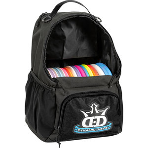 Dynamic Discs CADET DISC GOLF BACKPACK - BLACK