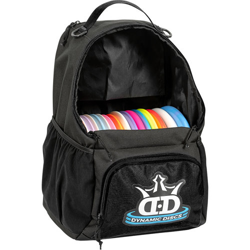 DYNAMIC DISTRIBUTION DYNAMIC BAG CADET BKPK BLACK