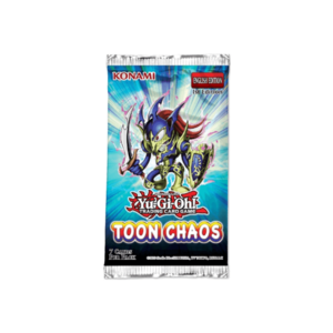 Konami Digital Entertainment YUGIOH: TOON CHAOS - BOOSTER