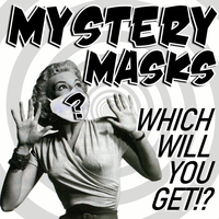 PROTECTIVE MASK, FABRIC (MYSTERY ASSORTMENT)