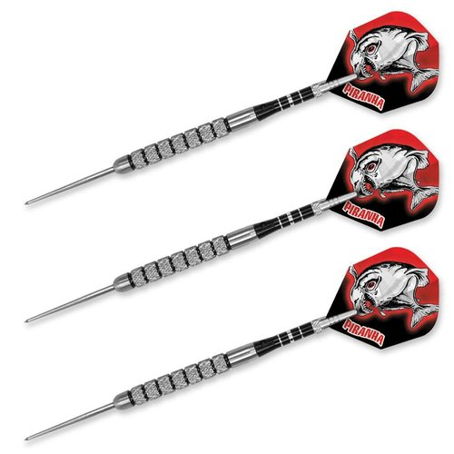 DART WORLD PIRANHA DARTS 90% TUNGSTEN 26G