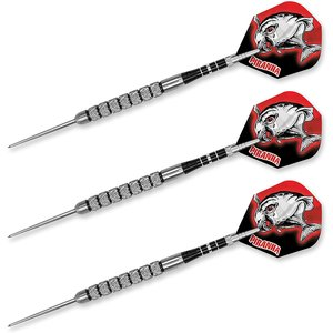 DART WORLD PIRANHA DARTS 90% TUNGSTEN 24G