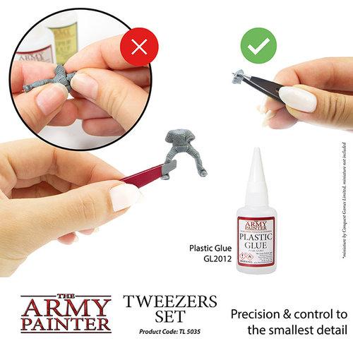 The Army Painter TOOLS: TWEEZER SET
