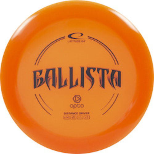 DYNAMIC DISTRIBUTION BALLISTA OPTO 173-176