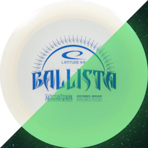 DYNAMIC DISTRIBUTION BALLISTA MOON 173-176