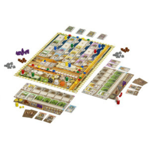 Asmodee MASTERS OF THE RENAISSANCE: LORENZO IL MAGNIFICO - THE CARD GAME