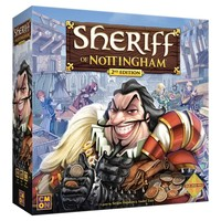 SHERIFF OF NOTTINGHAM: 2ND EDITION