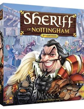 CMON SHERIFF OF NOTTINGHAM: 2ND EDITION
