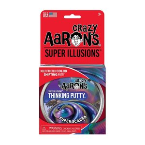 CRAZY AARONS PUTTYWORLD CRAZY PUTTY - SUPER SCARAB