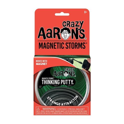 CRAZY AARONS PUTTYWORLD CRAZY PUTTY - MAGNETIC - STRANGE ATTRACTOR